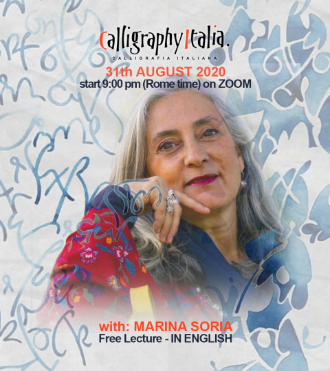 """Free Talk – """"The Empty Space, Womb Of Shape"""" With Marina Soria (in English)"""