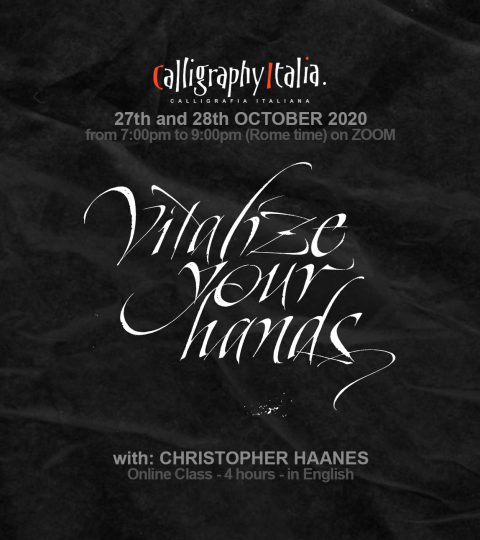 Vitalize Your Hands – Online Class With Christopher Haanes